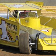Billy Pauch Sr. running Sway-A-Way torsion bars