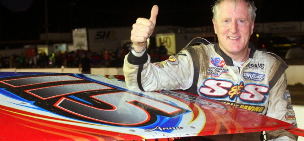 Kenny Tremont Sr. Takes Maynard Forrette Memorial Victory