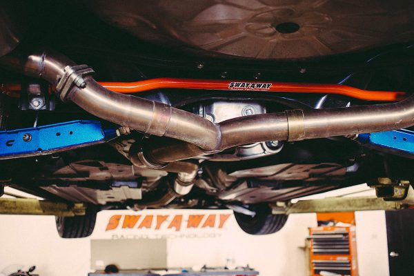 2015 Subaru WRX Rear Sway Bar Installed