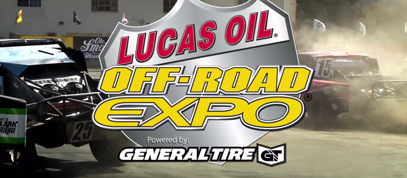 Lucas Oil Off-Road Expo 2016